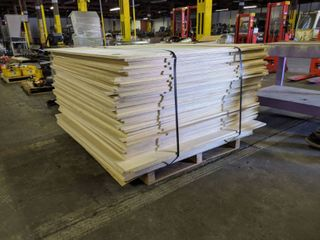 Pallet Of Smooth Cut Wood