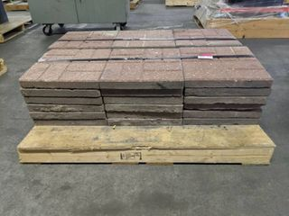 36 Square Stone Pavers
