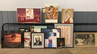 Approx 13 Framed Pictures