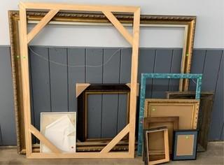 Approx 10 Frames 80x64.5