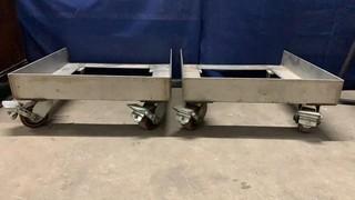Cooler Bases On Wheels