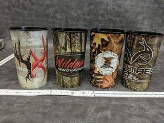Lot of cups realtree NRA and more