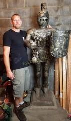 Man-Cave Items, Fishing, Cars, Tools, Art Glass, Furniture