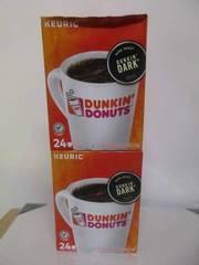 Dunkin Dark Roast K-Cups