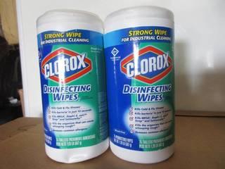 Clorox Disinfectant Wipes