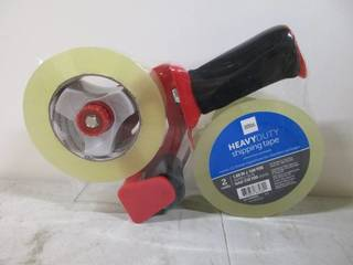 Shipping Tape and Dispenser