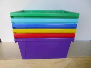 Storage Cubby Bins