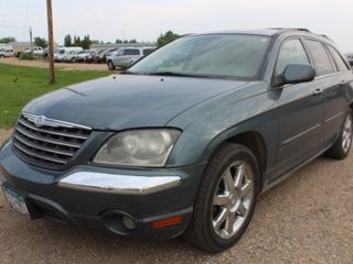 2006 Chrysler Pacifica Limited - 1 Owner
