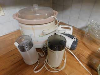Five Kitchen Appliances