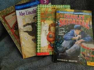 Children s Books  4 ea