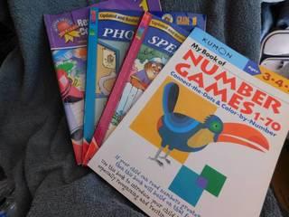 Workbooks  4 ea