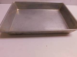 Aluminum Baking Pan