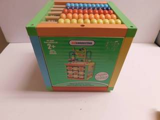 Childs Mini Cube Game