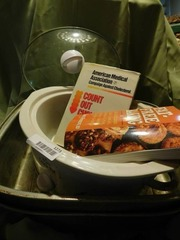 Crock Pot   low Cholesterol Book