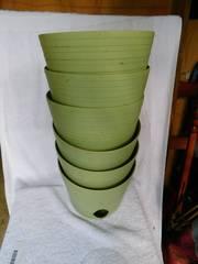 Planter Pots  6 ea