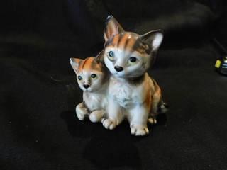 Ceramic Kittens