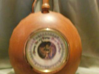 Vintage West Germany Barometer