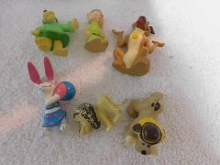 Miniature Animals  6 ea