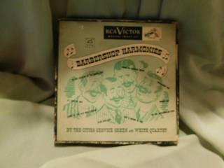 Vintage RCA Record Set