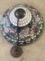 Tiffany Style 3 Bulb Light 20 1/2