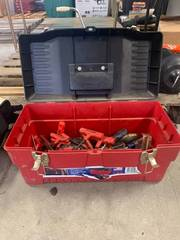 Toolbox Full of Craftsman & Other Tools