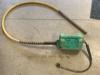 Wacker M1000 Concrete Vibrator (works great)