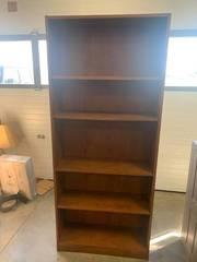Wood Book Shelf 68