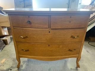 Stunning Antique Dresser