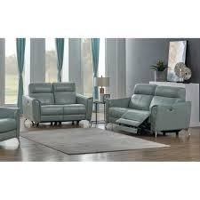 Copper Grove Barrett Upholstered Power 2 piece Set MSRP  4600 SET  This set is so cool
