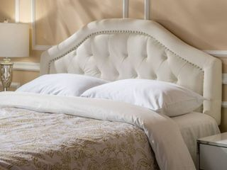 Killian Fabric Full Queen Headboard by Christopher Knight Home