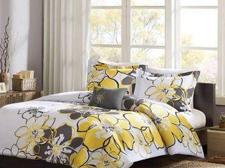 Mi Zone Mackenzie Comforter Set Full   Queen