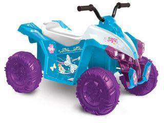 Kid Motorz Monster Quad in Blue (12V) - RETAILS $150