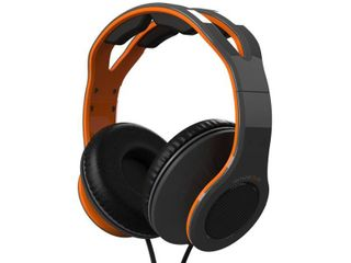 VoltEdge Universal, TX30 Wired Headset, Orange / Black, TX30UNIV-O
