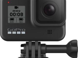 GoPro - HERO8 Black Live Streaming Action Camera - Black