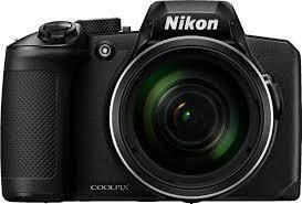 Nikon - Coolpix B600 16.0-Megapixel Digital Camera - Black