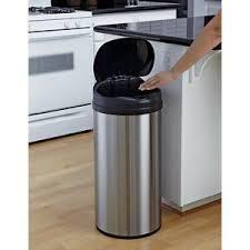 Alcove 18.5 Gallon Motion Sensor Trashcan