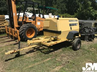 1997 I/R P185WJD 185 PORTABLE AIR COMPRESSOR SN: 272184UAH221