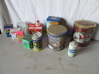 TINS   CANS