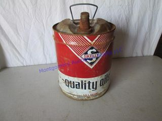 5 GAllON SKEllY CAN