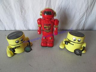 ROBOTIC BANKS