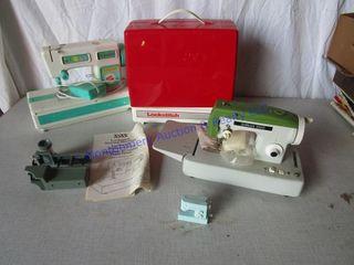 KID S SEWING MACHINES