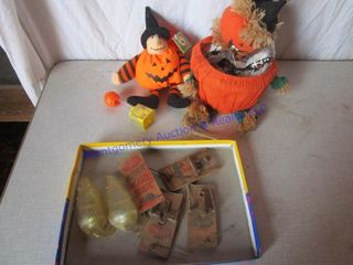HAllOWEEN MOUSE TRAPS