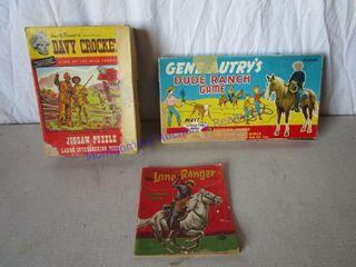 GENE AUTRY GAME