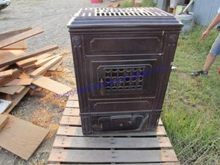 OAKlAND WOOD STOVE