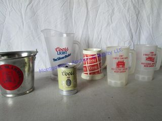 COORS BEER ITEMS