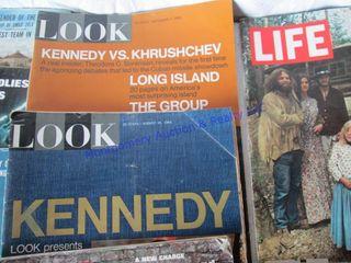 1950 S  1960 S lIFE   lOOK MAGAZINES