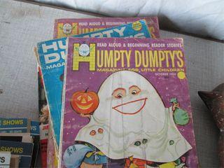 HUMPTY DUMPTY  1960S  SOAP OPERA MAGAZINES