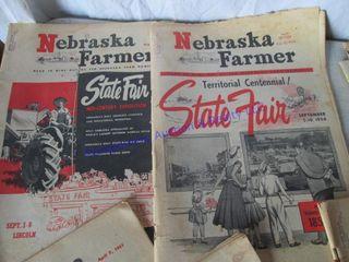 NEBR FARMER  MOSTlY 1950 S