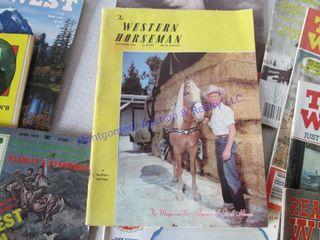 1949 WESTERN HORSEMAN W  ROY ROGERS