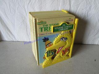 BIG BIRD BOOK CASE   BOOKS